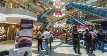 India shopping centre