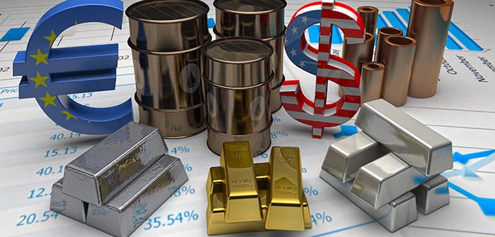 Olie en goud balanceren tussen hoop en vrees