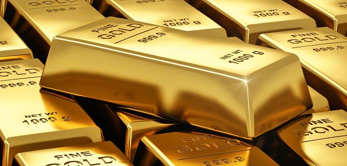 Stijging goudprijs naar 1300 dollar