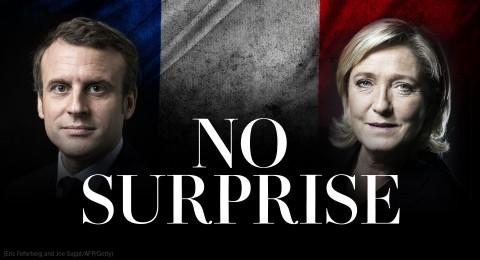Frankrijk zet populisme in haar hemd